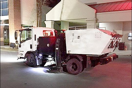 Dirt Busters Sweeping - Tulsa, Oklahoma
